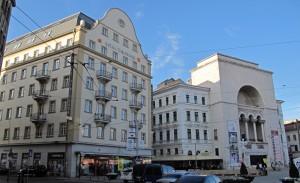 1 Hotel Timisoara EXTERIOR PIATA