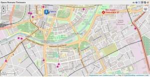 4 Harta NH Hotel Timisoara